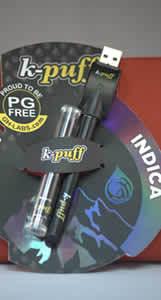Item kpuff cbd vape pen indica2