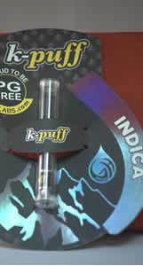 Item kpuff cbd vape pen indica